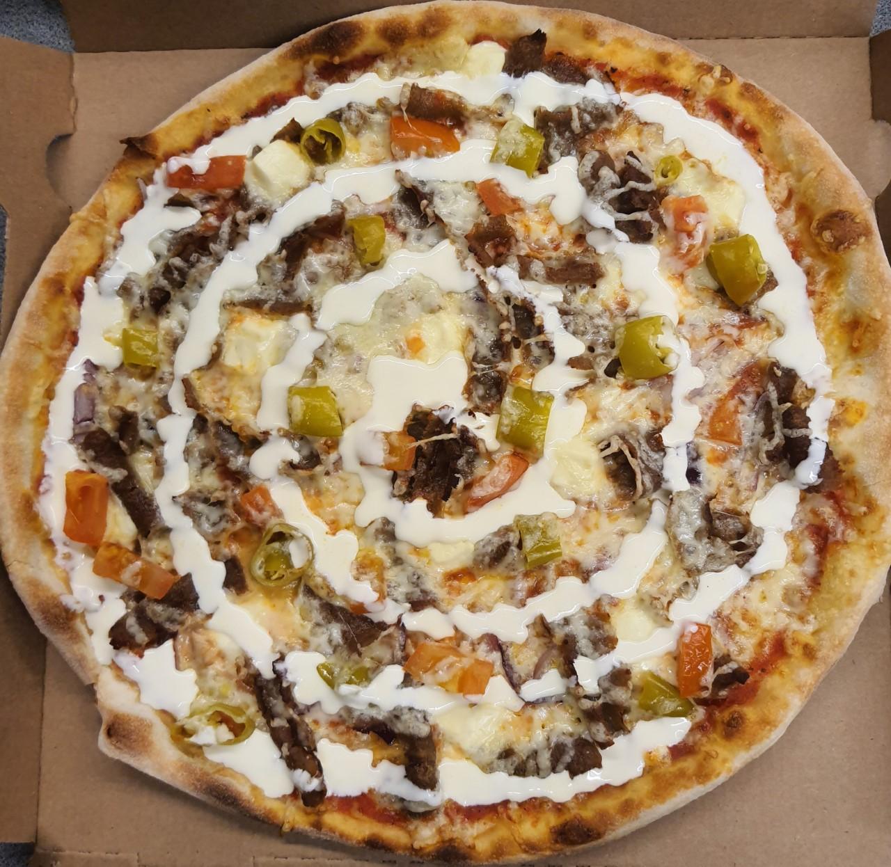 Pizza Pähkinärinne